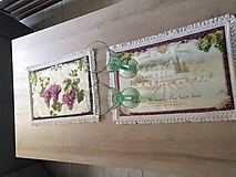 Úžitkový textil - Prestieranie vinárske - 10825607_