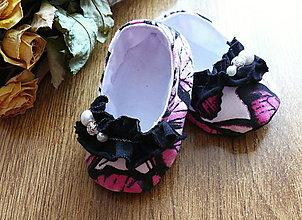 Topánočky - Detské topánočky - 10826172_