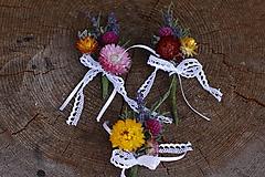 Iné doplnky - svadobné pierka pre hostí - 10827500_