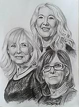 Kresby - sme dámy....☺-rezervácia pre Zdenku - 10826017_