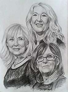 Kresby - sme dámy....☺ - 10826017_