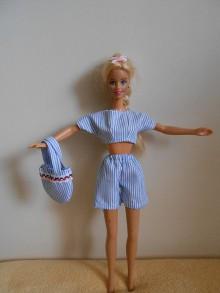 Hračky - Kraťasy pre barbie - 10827446_