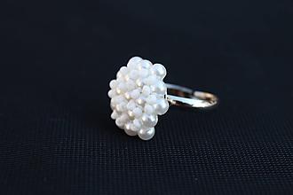 Prstene - snow white prsteň - 10829598_