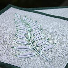 Úžitkový textil - Prostírání s přírodními motivy III. - 10829934_