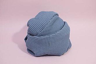 Textil - Vaflová prikrývka - Smotanová - 10828293_