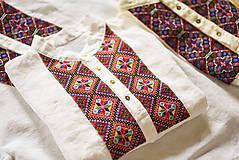 Oblečenie - Pánska košeľa Horehronie - 10828269_