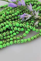 Minerály - zelený