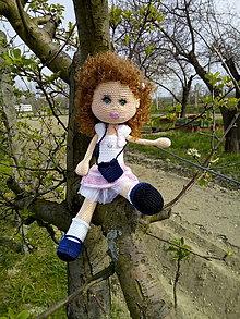 Hračky - Bábika -Fanny - 10828335_