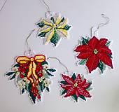 Dekorácie - Luxusní kolekce vánočních ozdob. - 10828090_