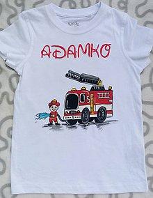 Detské oblečenie - Narodeninové tričko - 10830196_
