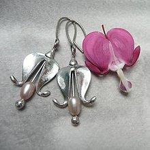 Náušnice - Srdcovka nádherná - náušnice - 10829906_