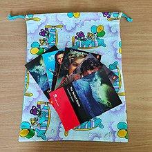 Detské tašky - Vak na hračky (Medvede) - 10827950_