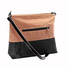 Kabelky - dámská kabelka CARMEN DUO - 10828313_