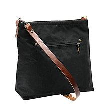 Kabelky - dámská kabelka CARMEN BLACK - 10828349_