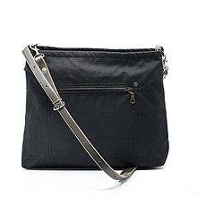 Kabelky - dámská kabelka CARMEN BLACK 2 - 10830040_