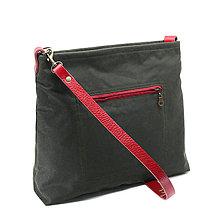 Kabelky - dámská kabelka CARMEN GREEN - 10830056_