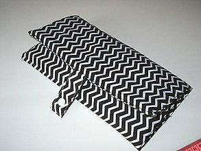 Úžitkový textil - podsedák do kabelky - 10828243_