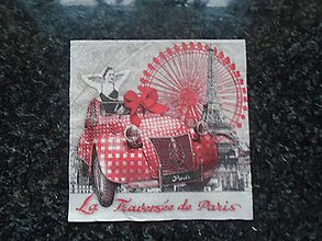 Papier - Paris - 10828558_