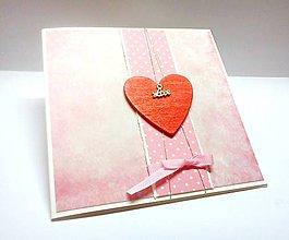 Papiernictvo - Pohľadnica ... nežne - 10832250_