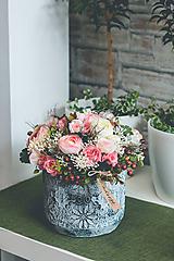 Dekorácie - Flowerbox - PROVENCE - 10831643_