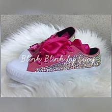 Obuv - Ružove tenisky pre princeznú - 10831836_