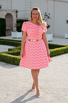 Šaty - HEART 2 HEART - pink - 10830994_