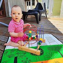 Textil - Detská podložka na hranie - 10832831_
