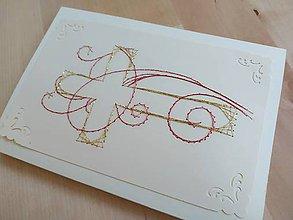 Papiernictvo - Pohľadnica Kríž - 10831481_