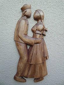 Socha - Tanečný pár - 10833438_
