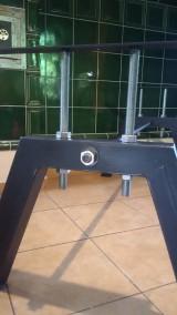 Nábytok - Ocelova podnoz stola - 10833301_