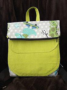 Detské tašky - Detský batôžtek - 10834462_