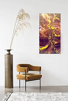 Obrazy - Abstrakt X-1 - 10834930_