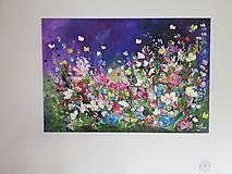 Obrazy - Butterfly dream - 10833376_