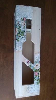 Dekorácie - drevené doplnky - 10833579_