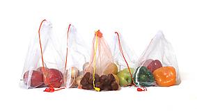 Nákupné tašky - Sáčky z lásky (7 ks) - 10833204_