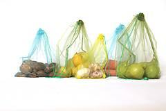 Nákupné tašky - Sáčky z lásky (7 ks) - 10833219_