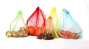 Nákupné tašky - Sáčky z lásky (7 kusů) - 10833233_