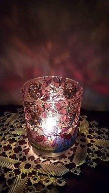 Dekorácie - Maľovaná váza - 10833156_