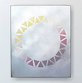 Obrazy - obraz kruh 60x50cm - 10834701_