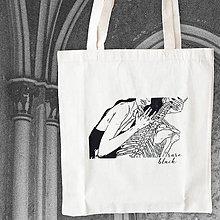Nákupné tašky - Béžová taška
