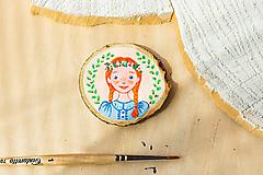 Kresby - Mini obrázek - Anna ze Zeleného domu - 10837354_
