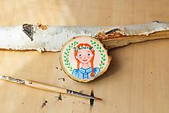 Kresby - Mini obrázek - Anna ze Zeleného domu - 10837355_