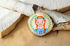 Kresby - Mini obrázek - Anna ze Zeleného domu - 10837356_