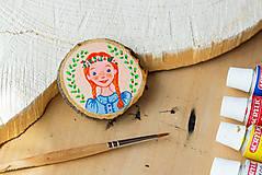 Kresby - Mini obrázek - Anna ze Zeleného domu - 10837357_