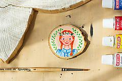 Kresby - Mini obrázek - Anna ze Zeleného domu - 10837359_