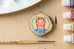 Kresby - Mini obrázek - Anna ze Zeleného domu - 10837361_
