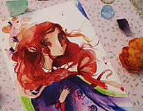Grafika - Rozfúkaná - 10837372_