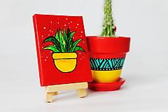 Dekorácie - Mexicana - mini obrázok - 10836883_