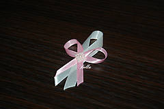 Pierka - Svadobné pierko pre hostí ružové - 10836535_