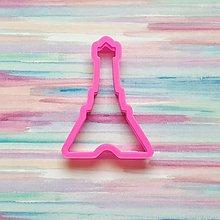 Pomôcky - Vykrajovačka Eiffelova veža - 10837497_